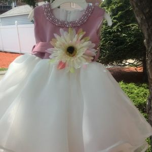 Other - Baby Flower Girl  Dress - Party, Wedding, Event